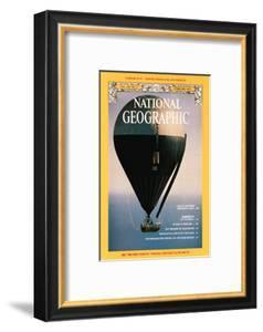 Cover of the February, 1977 National Geographic Magazine by Otis Imboden