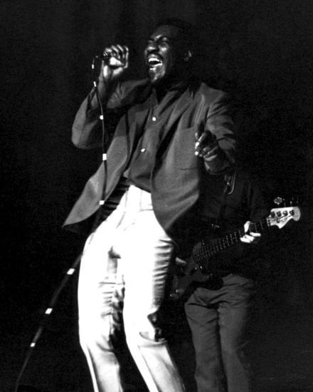 Otis Redding--Photo