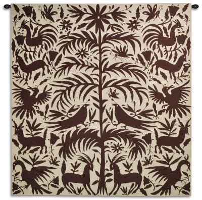 Otomi Earth--Wall Tapestry