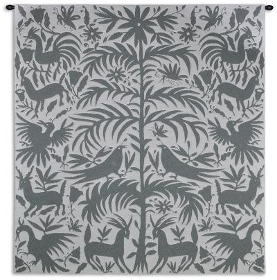 Otomi Platinum--Wall Tapestry