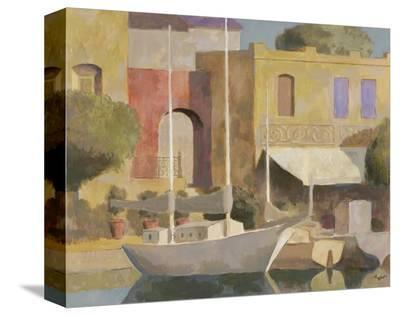 Otrona-William Buffett-Stretched Canvas Print