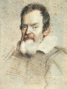 Galileo Galilei (1564-1642) by Ottavio Leoni