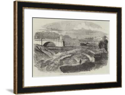 Ottawa, the Proposed Capital of Canada--Framed Giclee Print