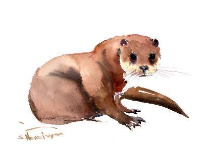 Otter-Suren Nersisyan-Art Print