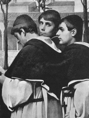 Les Trois Freres, 1898