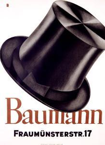 Baumann by Otto Baumberger