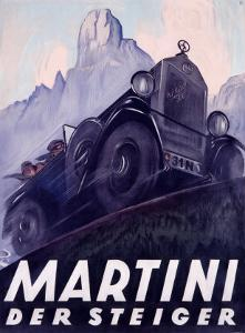Martini by Otto Baumberger