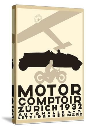 Motor Comptoir Zurich - Letzigraben Auto Car Hall