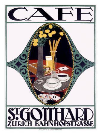 St. Gotthard Café