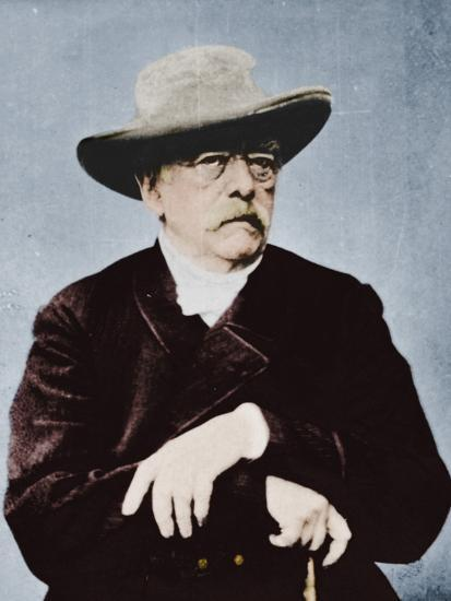 'Otto von Bismarck, German statesman', (1815-1898), 1894-1907-Unknown-Photographic Print