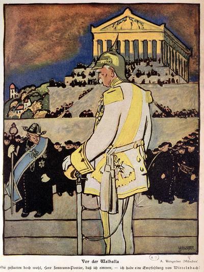 Otto Von Bismarck--Giclee Print