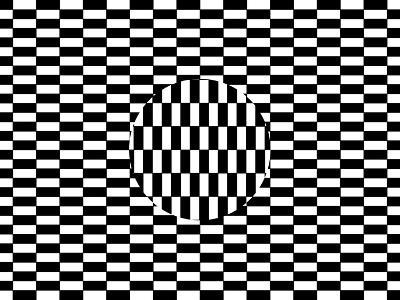 Ouchi Illusion-Science Photo Library-Photographic Print