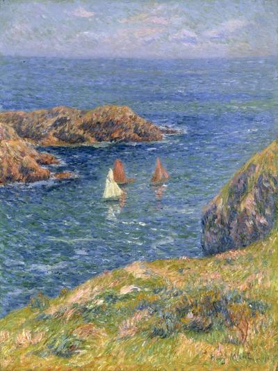 Ouessant, Jour de Calme, 1905-Henry Moret-Giclee Print