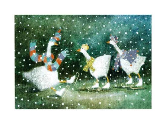Oups-Joanne Ouellet-Art Print
