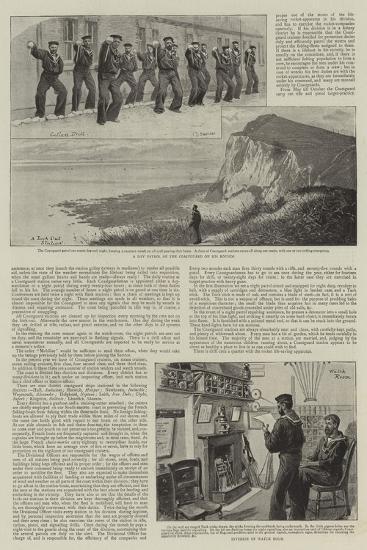 Our Coastguard-Charles Joseph Staniland-Giclee Print