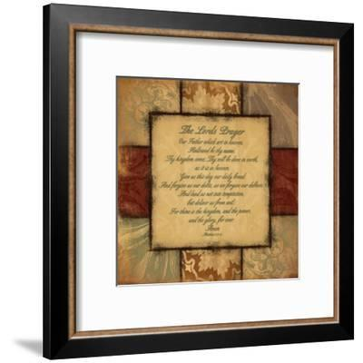 Our Father-Jace Grey-Framed Art Print