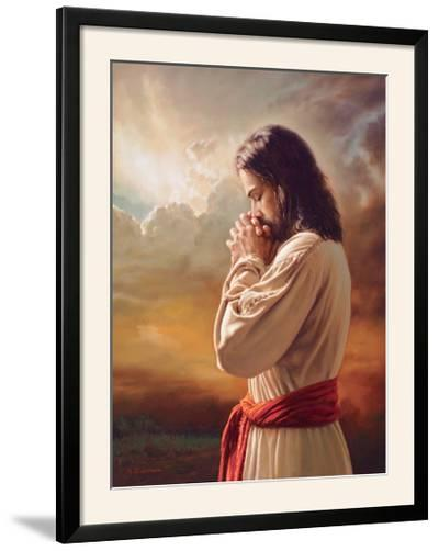 Our Father-Mark Missman-Framed Photographic Print