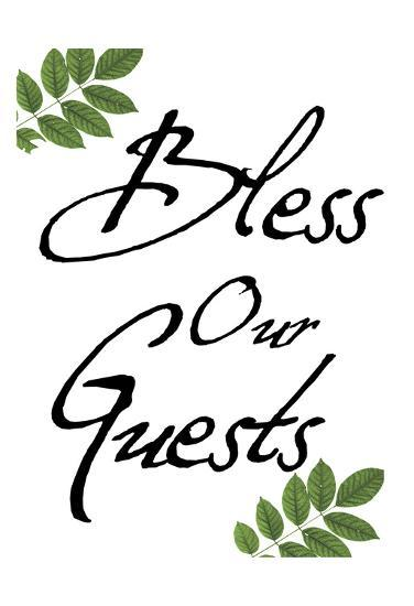 Our Guests-Sheldon Lewis-Art Print