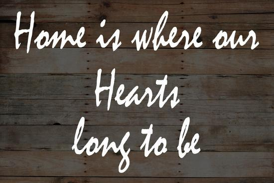 Our Hearts-Sheldon Lewis-Art Print