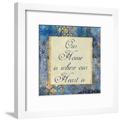Our Home-Smith Haynes-Framed Art Print
