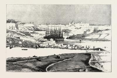 Our Indian Contingent at Malta: Valetta Indian Encampment--Giclee Print