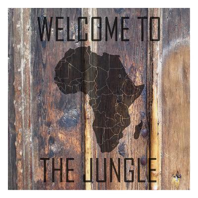 Our Jungle-Sheldon Lewis-Art Print