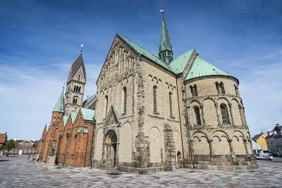 Our Lady Maria Cathedral, Ribe, Jutland, Denmark-Michael Runkel-Photographic Print