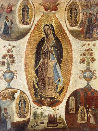 Our Lady of Guadalupe--Giclee Print