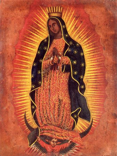 Our Lady of Guadeloupe--Giclee Print