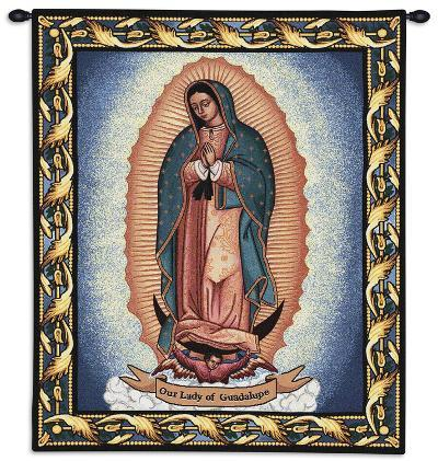 Our Lady of Guadelupe--Wall Tapestry