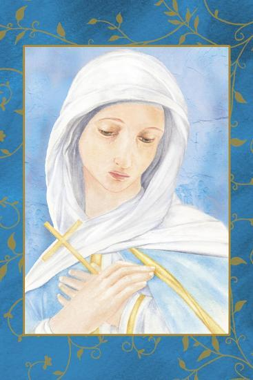 Our Lady of Sorrow-Maria Trad-Giclee Print