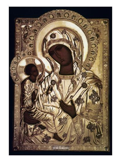 Our Lady Of Yevsemanisk--Giclee Print