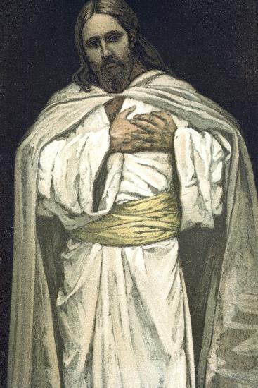 Our Lord Jesus Christ, C1897-James Jacques Joseph Tissot-Giclee Print