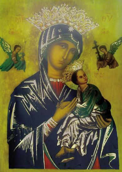 Our Mother of Perpetual Help--Art Print