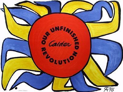 Our Unfinished World-Alexander Calder-Premium Edition