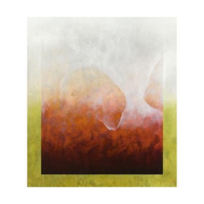 Ouroboros Three: Red, 2010-Mathew Clum-Giclee Print