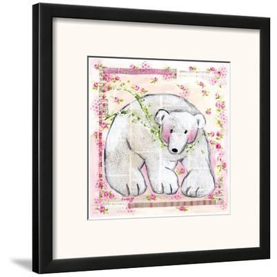 Ours Rose-Joelle Wolff-Framed Art Print