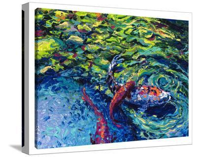 Out From Under Rocks-Iris Scott-Gallery Wrapped Canvas