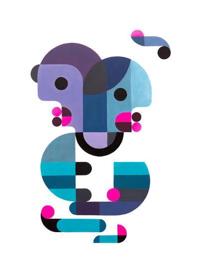 Out of Focus-Antony Squizzato-Giclee Print