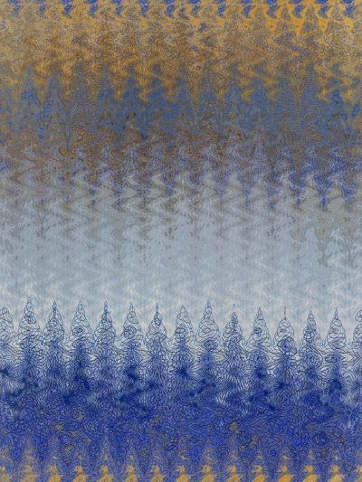 Out of the Blue II-Ricki Mountain-Art Print