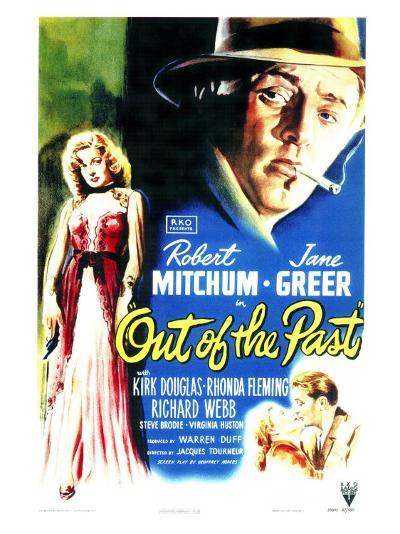 Out of the Past, 1947--Art Print