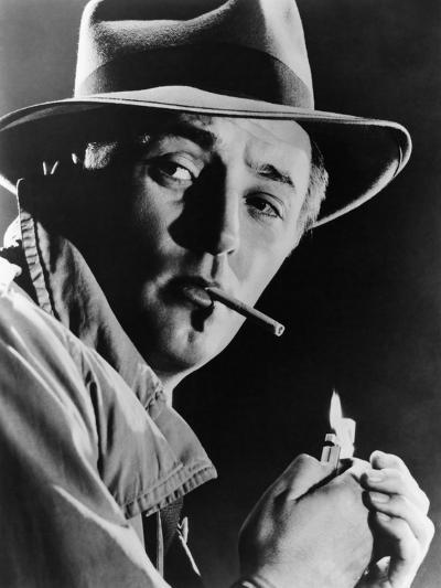 Out of the Past, Robert Mitchum, 1947--Photo