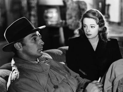 Out Of The Past, Robert Mitchum, Jane Greer, 1947--Photo