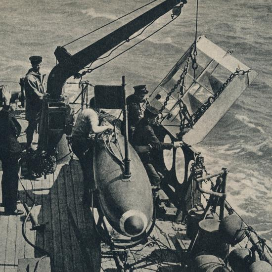 'Out Sweep' 1943-Unknown-Photographic Print