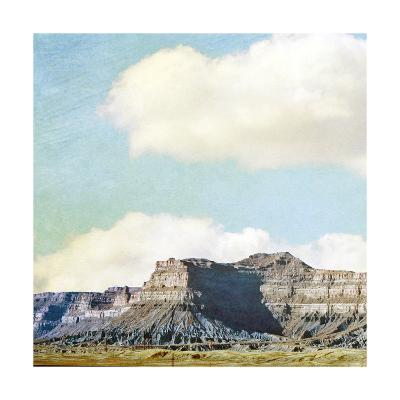 Out West I-Sylvia Coomes-Art Print