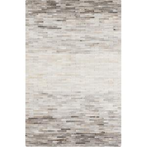 Outback Area Rug - Beige/Gray 5' x 8'