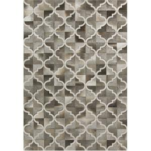 Outback Area Rug - Gray/Light Gray 5' x 8'