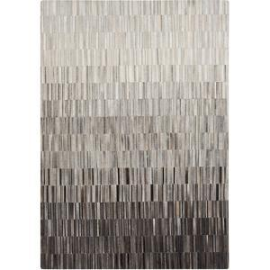 Outback Area Rug - Light Gray/Black 5' x 8'