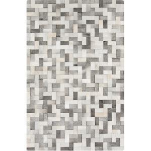 Outback Area Rug - Light Gray/Taupe 5' x 8'