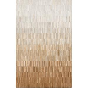 Outback Area Rug - Tan/Light Gray 5' x 8'